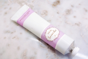 lavender shea butter crème