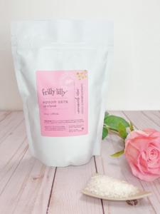 Rose Geranium Epsom Salts